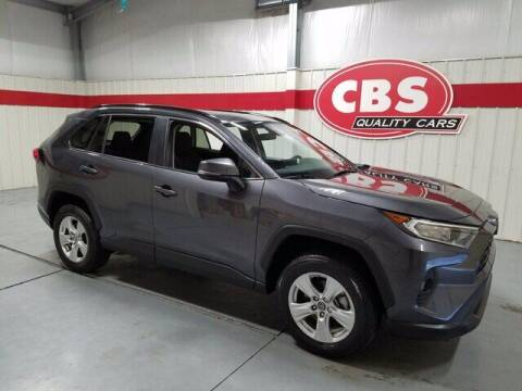 2019 Toyota RAV4 for sale at CBS Quality Cars in Durham NC