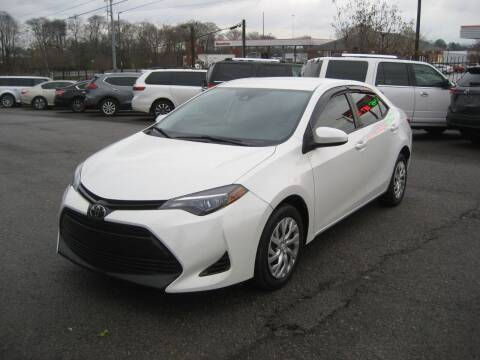 2017 Toyota Corolla for sale at Import Auto Connection in Nashville TN