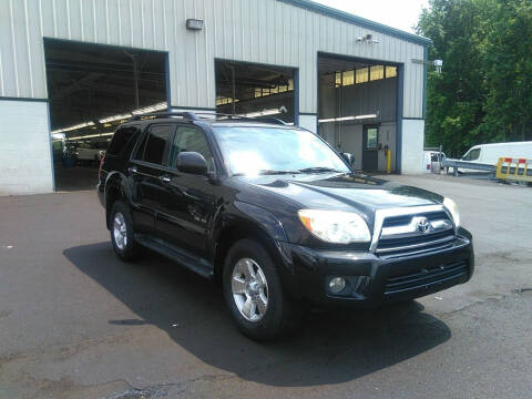 2009 Toyota 4Runner for sale at Action Automotive Service LLC in Hudson NY
