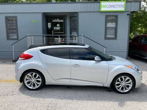2013 Hyundai Veloster for sale at Car Connections in Kansas City MO
