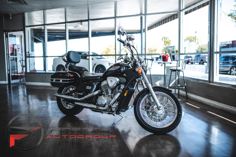1995 Honda Shadow for sale at Fortis Auto Group in Las Vegas NV