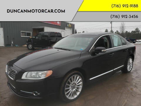 2010 Volvo S80 for sale at DuncanMotorcar.com in Buffalo NY