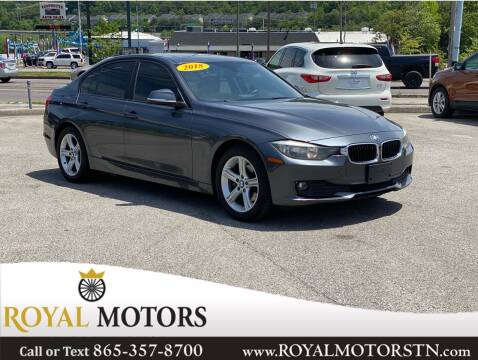 2014 BMW 3 Series for sale at ROYAL MOTORS LLC in Knoxville TN