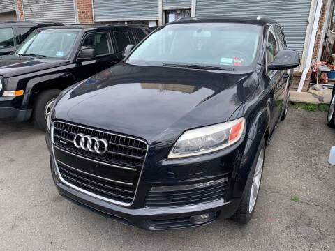 2007 Audi Q7 for sale at Rallye  Motors inc. in Newark NJ