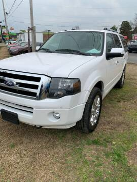2013 Ford Expedition for sale at BRYANT AUTO SALES in Bryant AR