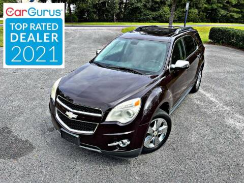 2011 Chevrolet Equinox for sale at Brothers Auto Sales of Conway in Conway SC