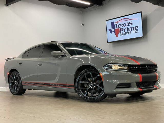 2019 Dodge Charger for sale at Texas Prime Motors in Houston TX