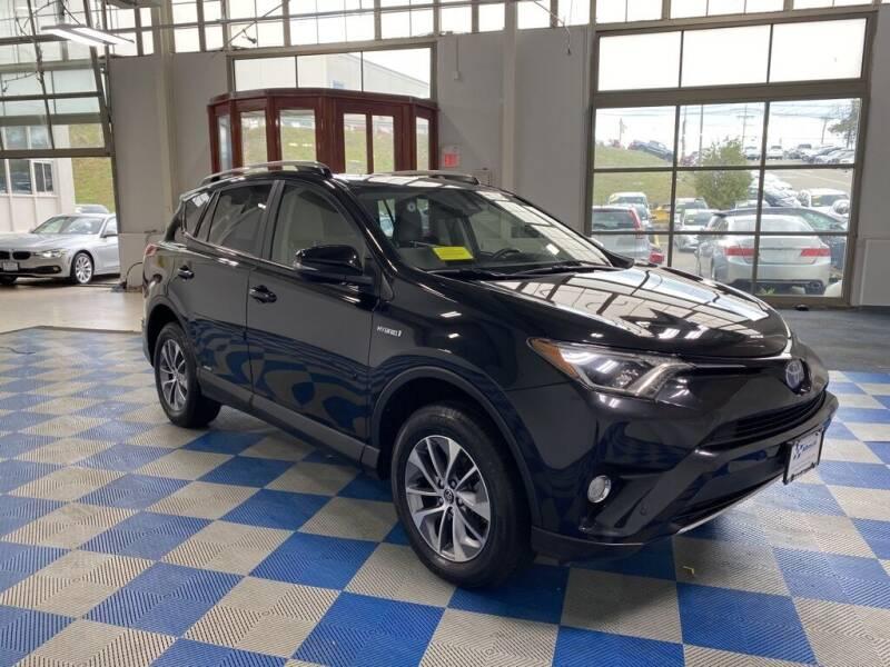 2018 Toyota RAV4 Hybrid for sale in Woburn, MA