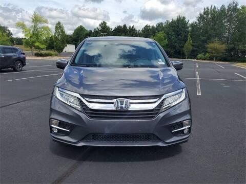 2018 Honda Odyssey for sale at Southern Auto Solutions - Lou Sobh Honda in Marietta GA