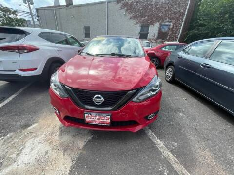2017 Nissan Sentra for sale at Buy Here Pay Here Auto Sales in Newark NJ