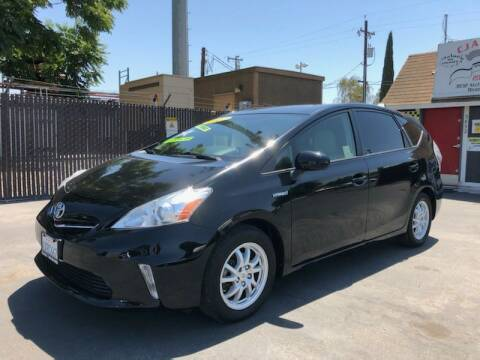 2012 Toyota Prius v for sale at C J Auto Sales in Riverbank CA