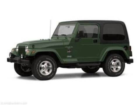 2002 Jeep Wrangler for sale at Griffeth Mitsubishi - Pre-owned in Caribou ME
