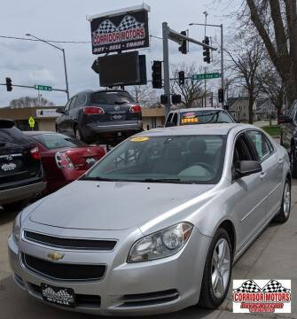 2009 Chevrolet Malibu for sale at Corridor Motors in Cedar Rapids IA