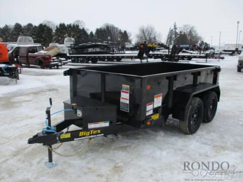 2021 Big Tex Dump 70SR-10-5WDD for sale at Rondo Truck & Trailer in Sycamore IL