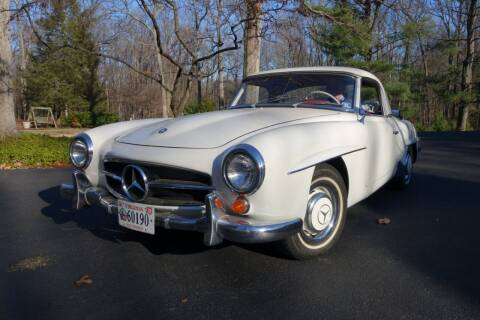 1960 Mercedes-Benz 190-Class for sale at GEARHEADS in Vienna VA