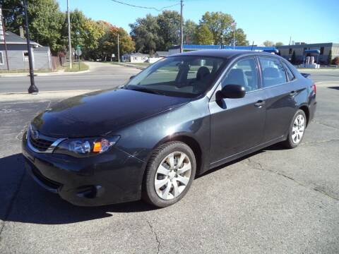 2008 Subaru Impreza for sale at Niewiek Auto Sales in Grand Rapids MI