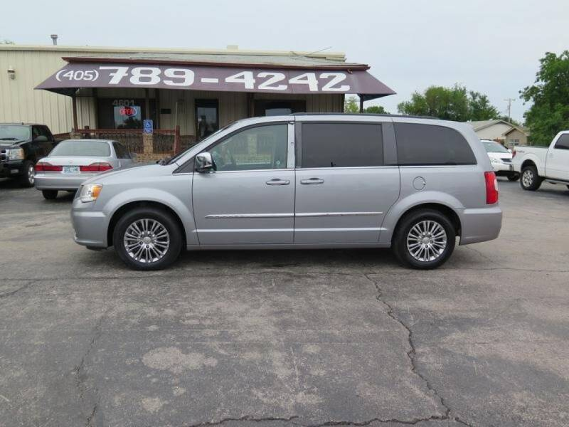 2014 Chrysler Town and Country for sale at United Auto Sales in Oklahoma City OK