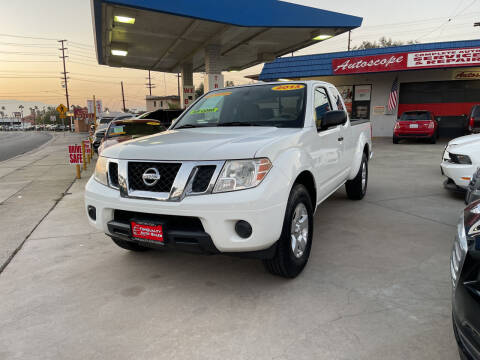 2013 Nissan Frontier for sale at Top Quality Auto Sales in Redlands CA