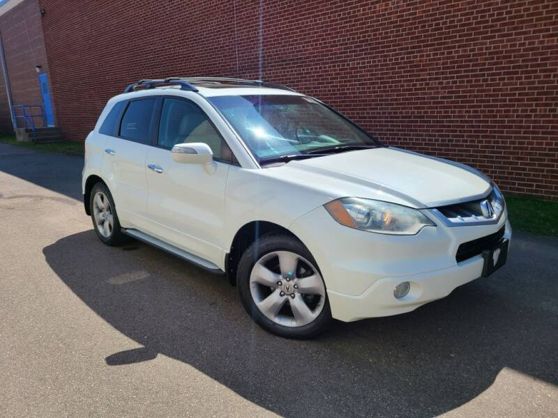 2008 Acura RDX for sale at Minnesota Auto Sales in Golden Valley MN