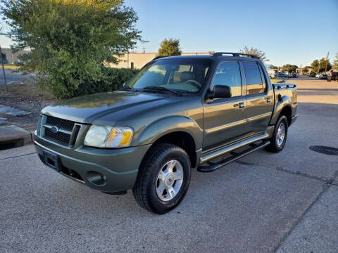 2004 Ford Explorer Sport Trac for sale at DFW Autohaus in Dallas TX