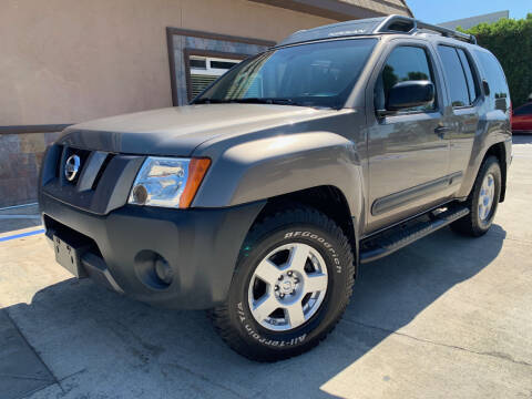 2005 Nissan Xterra for sale at Auto Hub, Inc. in Anaheim CA