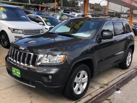2011 Jeep Grand Cherokee for sale at Sylhet Motors in Jamacia NY