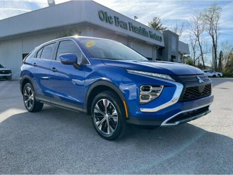 2022 Mitsubishi Eclipse Cross for sale at Ole Ben Franklin Mitsbishi in Oak Ridge TN