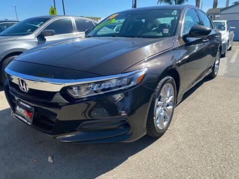 2018 Honda Accord for sale at Auto Max of Ventura in Ventura CA