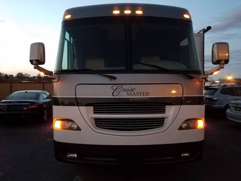 2003 Georgie Boy CRUISE MASTER for sale at Marvelous Motors in Garden City ID