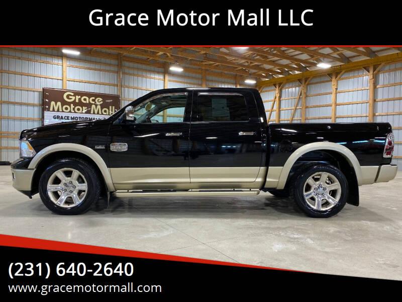 2012 RAM Ram Pickup 1500 for sale at Grace Motor Mall LLC in Traverse City MI