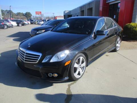 2010 Mercedes-Benz E-Class for sale at Premium Auto Collection in Chesapeake VA