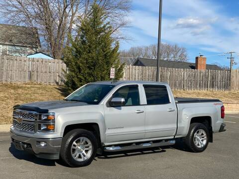 2015 Chevrolet Silverado 1500 for sale at Superior Wholesalers Inc. in Fredericksburg VA