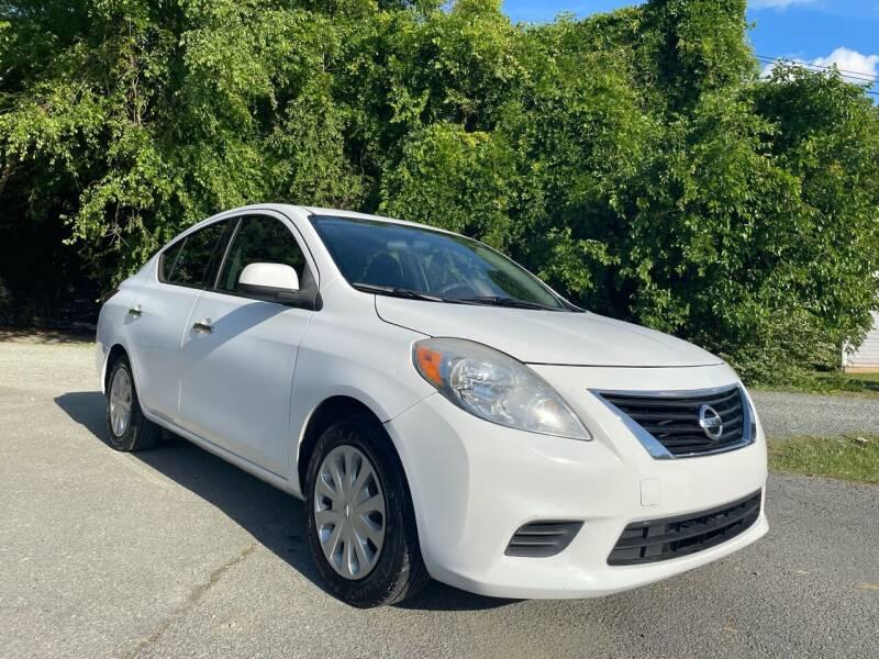 2014 Nissan Versa for sale at Pristine AutoPlex in Burlington NC