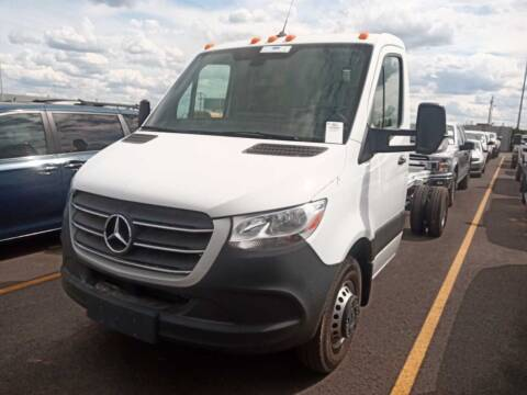 2019 Mercedes-Benz Sprinter Cab Chassis for sale at South Commercial Auto Sales in Salem OR