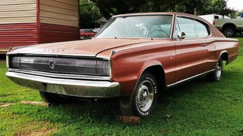 1967 Dodge Charger for sale at Classic Car Deals in Cadillac MI