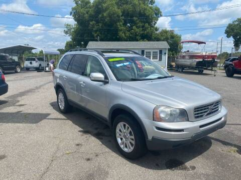 2008 Volvo XC90 for sale at LINDER'S AUTO SALES in Gastonia NC