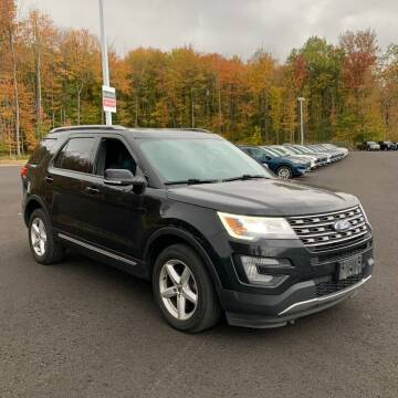 2017 Ford Explorer for sale at JOANKA AUTO SALES in Newark NJ