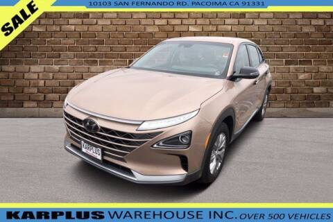 2019 Hyundai Nexo for sale at Karplus Warehouse in Pacoima CA