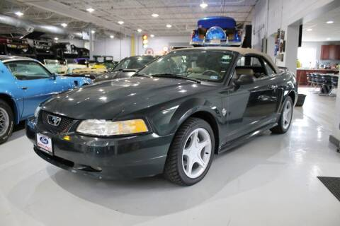 1999 Ford Mustang for sale at Great Lakes Classic Cars & Detail Shop in Hilton NY