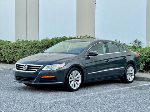 2012 Volkswagen CC for sale at Carfornia in San Jose CA