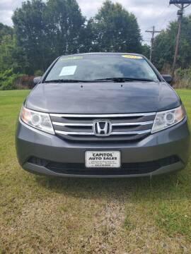 2012 Honda Odyssey for sale at CAPITOL AUTO SALES LLC in Baton Rouge LA