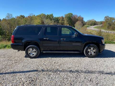 2010 Chevrolet Suburban for sale at Skyline Automotive LLC in Woodsfield OH