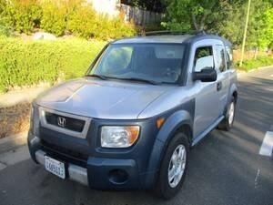 2006 Honda Element for sale at Inspec Auto in San Jose CA