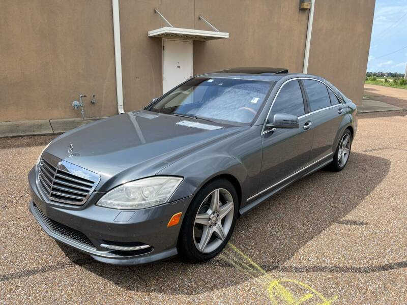 2010 Mercedes-Benz S-Class for sale at The Auto Toy Store in Robinsonville MS