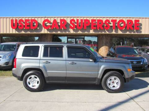 2014 Jeep Patriot for sale at Checkered Flag Auto Sales NORTH in Lakeland FL