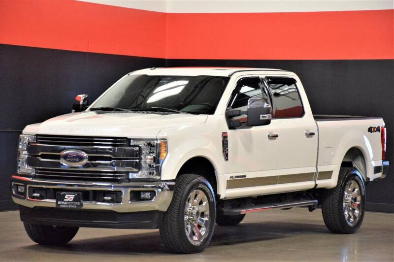 2017 Ford F-250 Super Duty for sale at Style Motors LLC in Hillsboro OR
