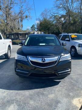 2016 Acura MDX for sale at D & D Auto Sales in Valdosta GA