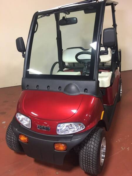2019 E-Z-GO 2Five for sale at ADVENTURE GOLF CARS in Southlake TX