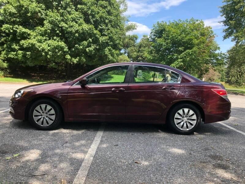 2012 Honda Accord for sale at Bob's Motors in Washington DC
