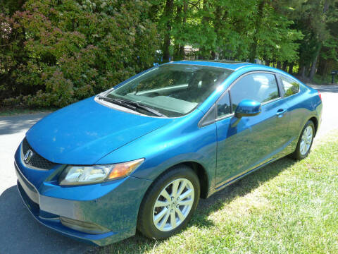 2012 Honda Civic for sale at Templar Auto Group in Matthews NC